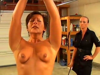whipping milf